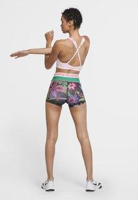 Nike Performance - Sports bra - pink foam/hyper pink/hyper pink - 2