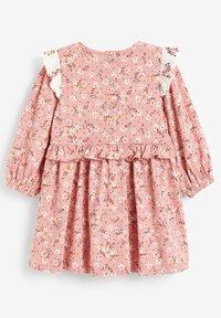 Next - FRILL MIX  - Day dress - pink - 1
