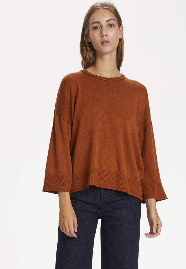 ILZEIW  - Maglione -  brown