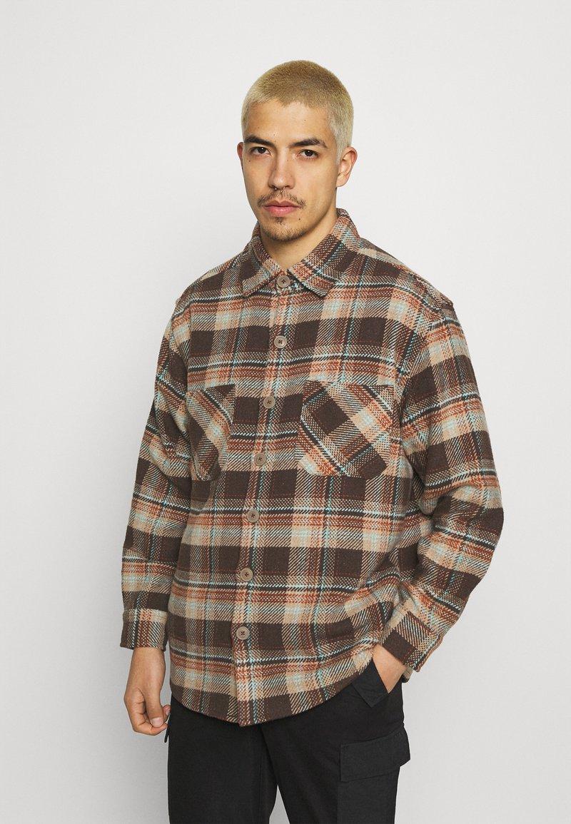 Pegador - DELTA HEAVY ROUND UNISEX - Button-down blouse - mississippi