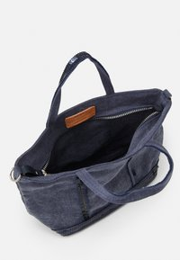 Vanessa Bruno - BABY CABAS - Across body bag - denim