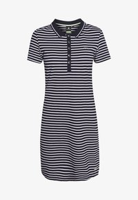 Luhta - ANTSKOG - Jersey dress - dark blue - 4