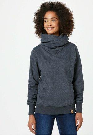 SCH�NSTE FRAU IN STADT - Sweater - blaumeliert