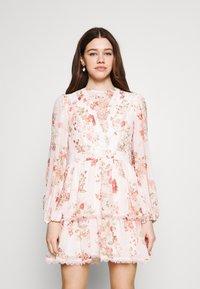 Forever New - TRIM SPLICE DRESS - Day dress - modern romance - 0