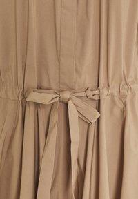 Steffen Schraut - BROOKE FANCY DRESS - Shirt dress - desert - 2