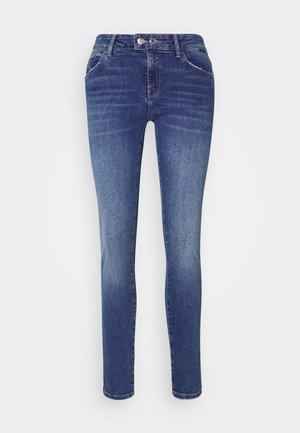 ADRIANA - Jeans Skinny Fit - dark brushed glam