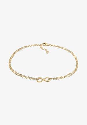 INFINITY SYMBOL ZEICHEN - Bracelet - gold-coloured