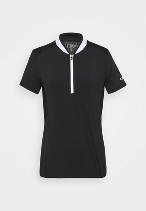 WOMAN BIKE - T-Shirt basic - nero