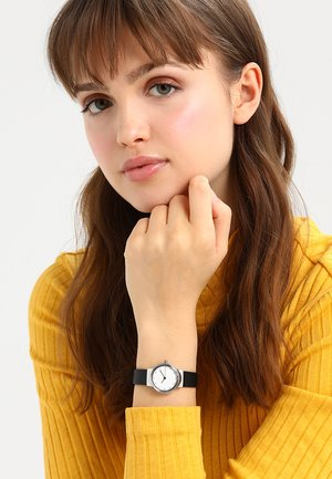 FREJA - Zegarek - schwarz