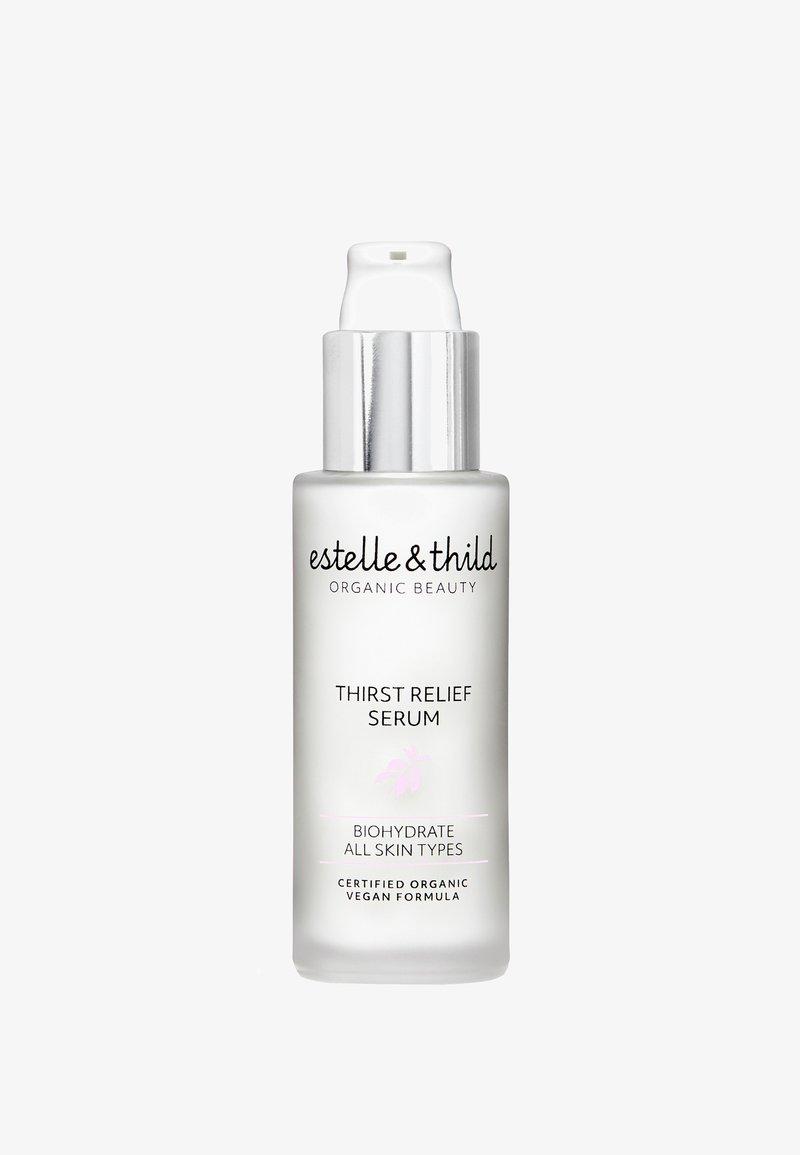 Estelle & Thild - BIOHYDRATE THIRST RELIEF VITAMIN SERUM  - Serum - -