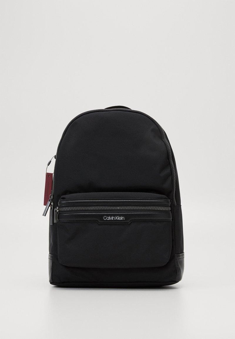 Calvin Klein - CAMPUS - Rucksack - black