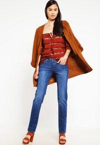 edc by Esprit - Straight leg jeans - blue denim - 1
