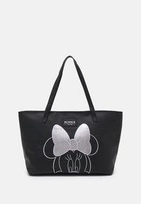 Kidzroom - SHOPPING BAG MINNIE MOUSE NOSTALGIA - Shopping bag - black - 0
