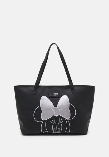 SHOPPING BAG MINNIE MOUSE NOSTALGIA - Shopping bag - black