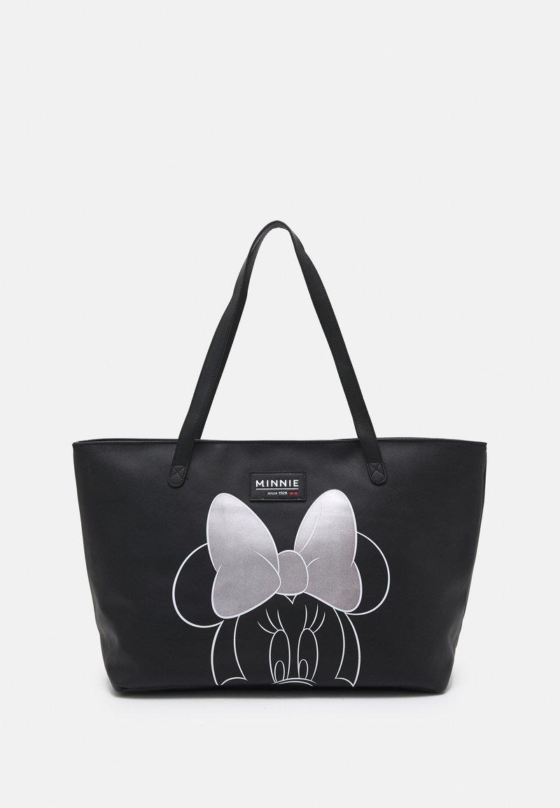 Kidzroom - SHOPPING BAG MINNIE MOUSE NOSTALGIA - Shopping bag - black