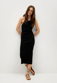Mango - Day dress - zwart - 0