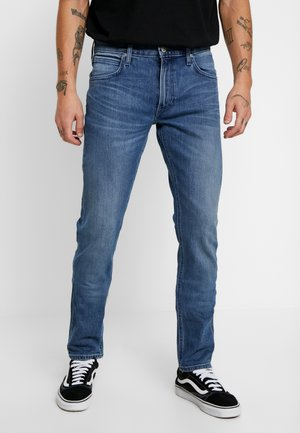 LUKE - Slim fit jeans - blue denim