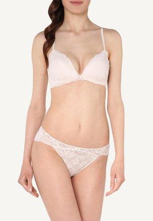 TIZIANA - Triangle bra - off white