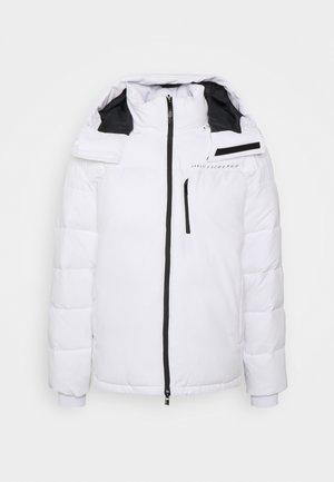 BLOUSON JACKET - Winter jacket - white