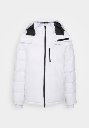 BLOUSON JACKET - Zimní bunda - white