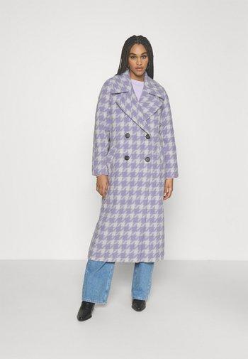Classic coat - lilac