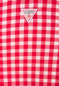 Guess - ONE PIECE - Badeanzug - vichy red - 2