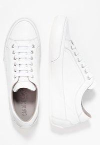 Candice Cooper - ROCK DELUXE - Sneakers - bianco/glossy bianco - 3