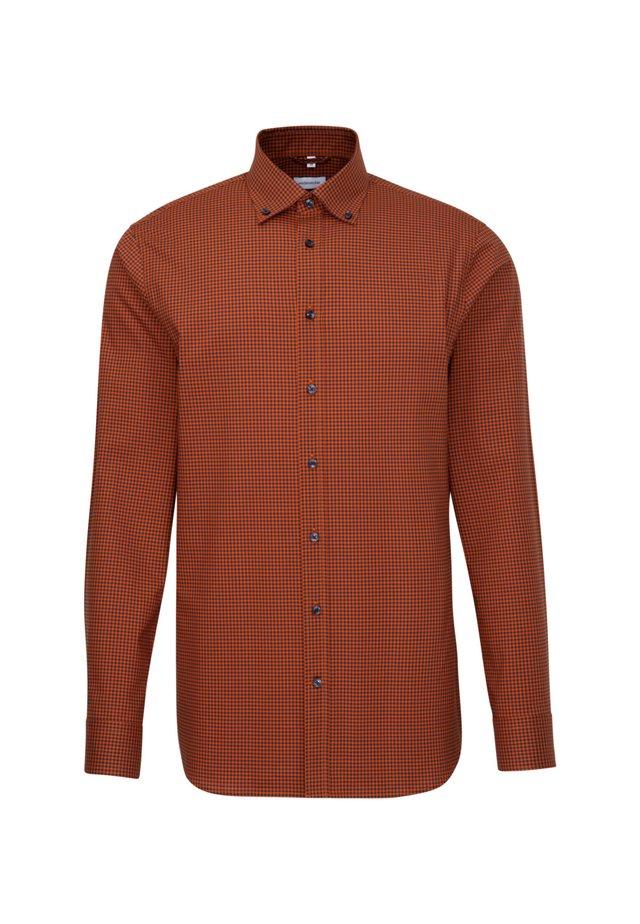 SLIM FIT - Koszula biznesowa - orange