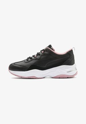 CILIA LUX - Trainers - black-b rose-silver-white