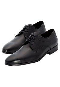 Lloyd - MADISON - Smart lace-ups - black - 2