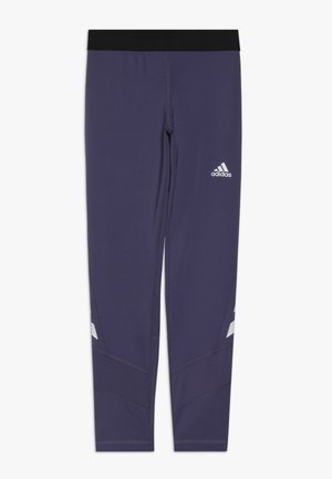 THE FUTURE TODAY AEROREADY SPORT LEGGINGS - Leggings - purple/white