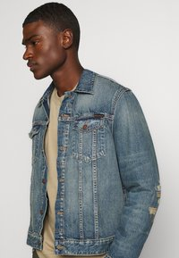 Nudie Jeans - JERRY - Denim jacket - light blue denim - 3