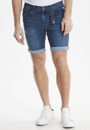 BLEND DENIM MULTIFLEX SHORTS JET FIT - Szorty jeansowe - denim middle blue