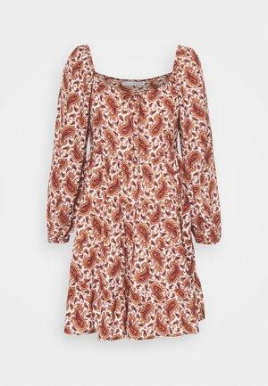 NALINE DRESS - Day dress - burgundy