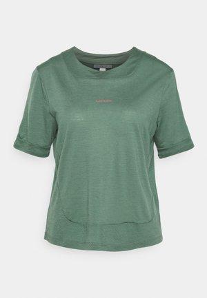 METEROA TEE - T-shirt basic - sage