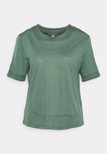 METEROA TEE - Basic T-shirt - sage