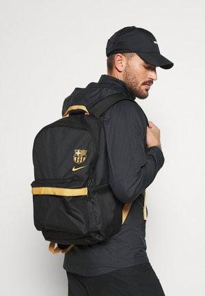 STADIUM UNISEX - Club wear - black/truly gold