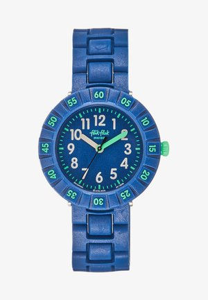 SOLO BLUE - Watch - dunkelblau
