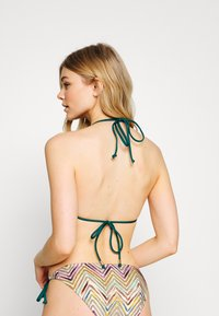 DORINA - ZANZI TRIANGLE - Bikinitoppe - green - 2
