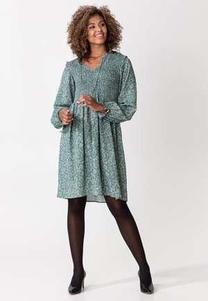 Shirt dress - mint