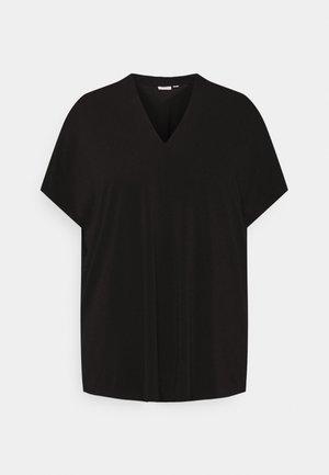 CARCLARA - Basic T-shirt - black