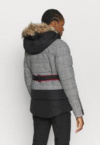 Superdry - CHAMONIX PUFFER - Ski jacket - black - 2