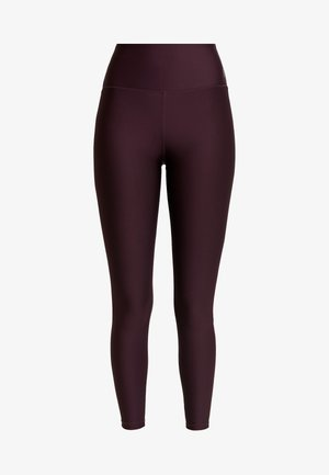 THE CORE STRENGTH - Legginsy - bordeaux