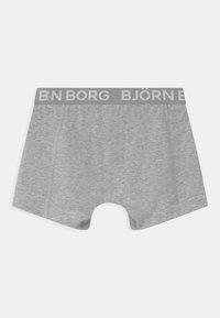 Björn Borg - SEASONAL SOLID SAMMY 5 PACK - Pants - sea spray - 1