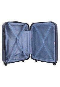 Delsey - MAPUTO - Wheeled suitcase - night blue - 4