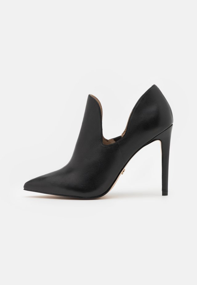 HAPPEN CUT  - Klassiske pumps - black