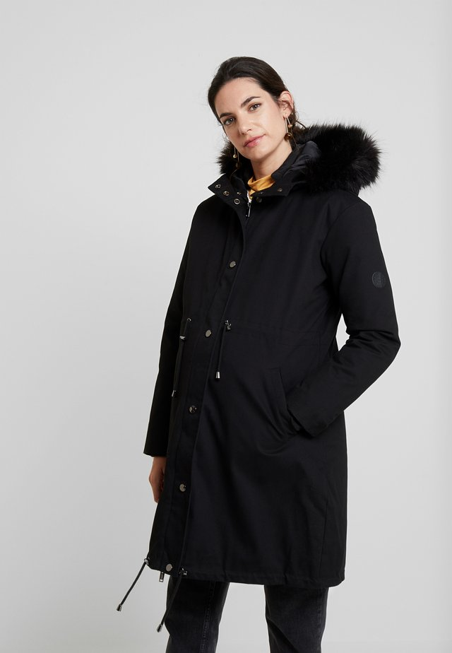 3IN1 ZORAH - Parka - black