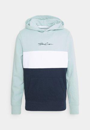 SPORT BLOCK - Sweatshirt - sage green