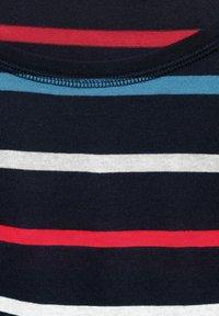 Cecil - MIT STREIFEN - Long sleeved top - blau - 4