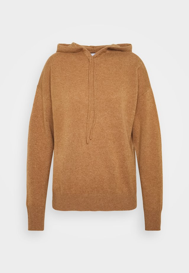 FEYE - Pullover - classic camel